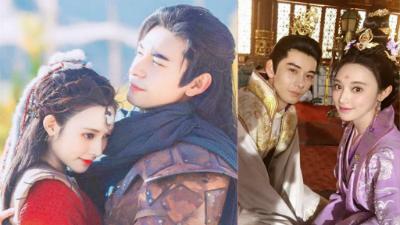 Chưa phát sóng, cặp đôi chính 'Đông Cung' đã lộ ảnh hậu trường 'khóa môi' ngọt lịm khiến khán giả khóc ròng