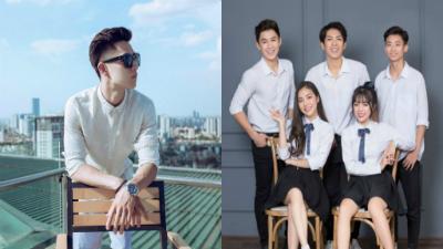 Mỹ nam người Việt gốc Hoa khoe khí chất 'không phải dạng vừa' trong phim học đường hè 2019'Ảo tưởng tuổi 17'