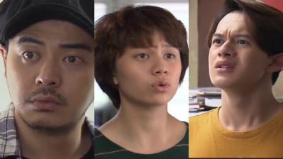 'Về nhà đi con': Dương chính thức tỏ tình với ông Quốc ngay trước mặt Bảo