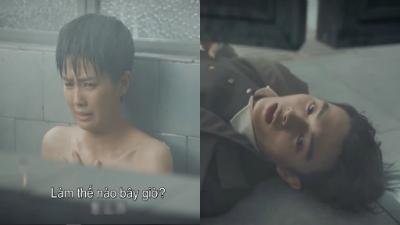'Học viện quân sự Liệt Hỏa' tập 13-14: Hứa Khải lộ mặt biến thái, cười đắc ý khi nhìn Bạch Lộc đang tắm