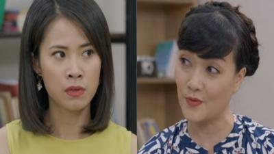 'Những nhân viên gương mẫu' (Tập 8): Văn phòng hiểm ác không bằng hai bà vợ sếp 'combat' bất thình lình