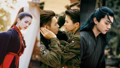 Bốn tác phẩm làm nên 'hiệu ứng couple' của Hứa Khải - Bạch Lộc, riêng bộ phim cuối đang gây tranh cãi nhất mùa hè này