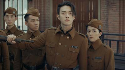 'Học viện quân sự Liệt Hỏa' tập 43-44: Trở thành nghi phạm ám sát Trương tư lệnh, Tạ Tương lao đao trước bản án tử hình