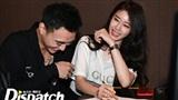 Dispatch tung loạt ảnh hậu trường thu âm vô cùng thân thiết của Soobin Hoàng Sơn và Jiyeon
