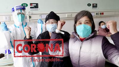 Video: 20 bệnh nhân Vũ Hán mừng vui chiến thắng bệnh dịch Corona, hồ hởi xuất viện