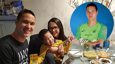 Filip Nguyễn - chàng thủ môn Việt kiều khiến báo chí Thái Lan lo sợ đội tuyển Việt Nam