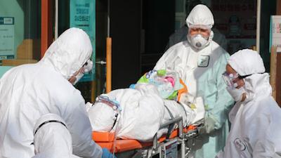 Hàn Quốc có ca tử vong thứ 5, chính phủ nâng mức báo động đỏ về đại dịch Covid-19
