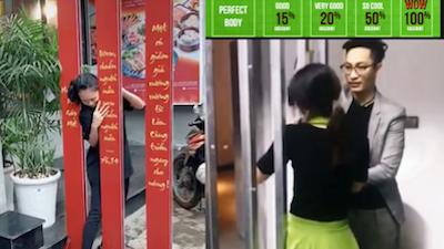 Nhiều nhà hàng ở Việt Nam áp dụng thử thách 'lọt khe' - chiêu thức khuyến mãi khiến dân tình thích thú