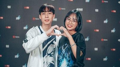 Divkid đăng ảnh ghép trái tim cùng MC Minh Nghi, fans vội vào 'cảnh báo'