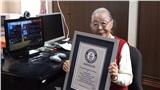 Làm YouTube về game khi 90 tuổi, cụ bà được Guinness xác nhận kỷ lục thế giới