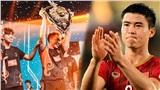 Team Flash vô địch ĐTDV, trung vệ Duy Mạnh gửi lời chúc mừng chia vui