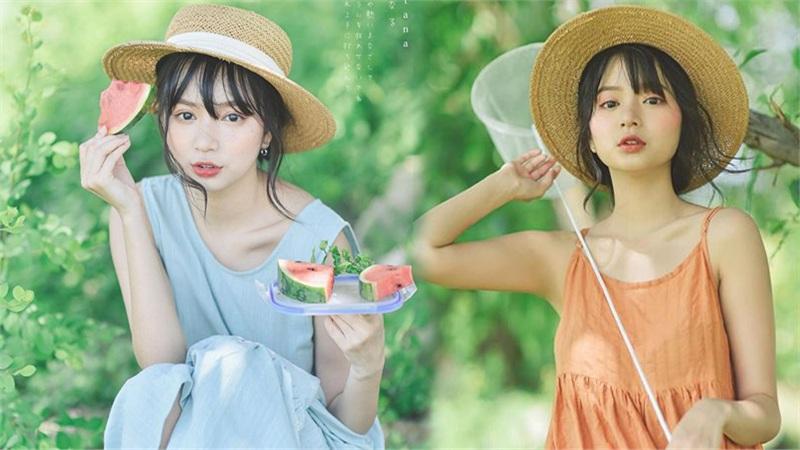 Khác hẳn với phong cách sexy thường nhật, nữ Streamer Kim Chi bất ngờ tung bộ hình trong trẻo, 'mát mắt' giữa những ngày nắng nóng