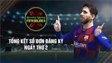 Ngày thứ 2 mở đơn đăng ký, Mocha Xgaming: FIFA Online 4 tiếp tục được game thủ Việt ưu ái