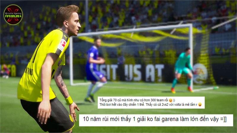 Cộng đồng mạng sôi nổi bàn luận về Mocha Xgaming: FIFA Online 4: Người hào hứng, kẻ khó tin!