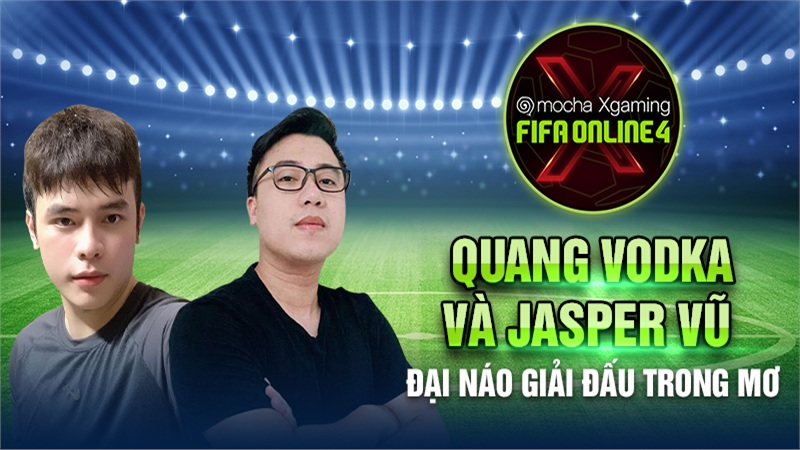Tiết lộ nhân tố bí ẩn đồng hành cùng Quang Vodka tại Tứ kết Mocha Xgaming: FIFA Online 4 - Chàng trợ lý điển trai của thầy Park Hang-Seo