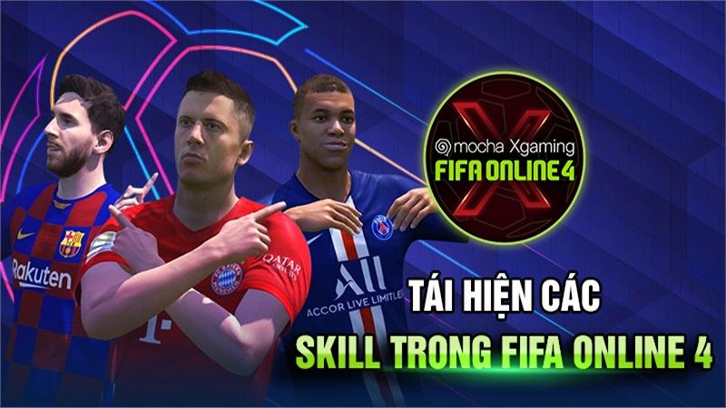 Tái hiện những màn qua người đỉnh cao trong FIFA Online 4, 'phù thủy' bóng đá nghệ thuật khiến người xem trầm trồ