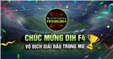 Chúc mừng DIH F4 trở thành nhà vô địch giải đấu trong mơ Mocha Xgaming: FIFA Online 4