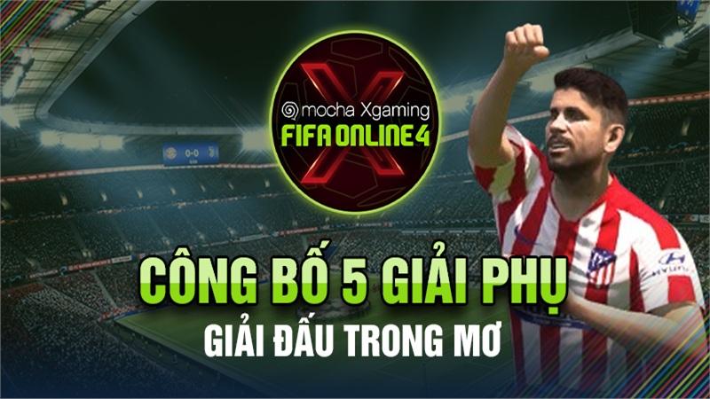 Công bố chủ nhân 5 giải phụ siêu 'hot' tại Mocha Xgaming: FIFA Online 4