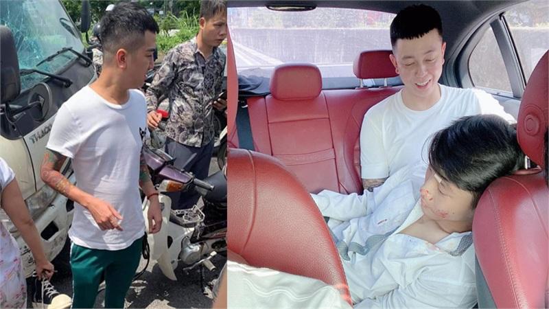 Gặp tai nạn giữa đường, nam thanh niên lập tức đưa nạn nhân đi cấp cứu: Giúp đỡ người khác không mong được trả ơn
