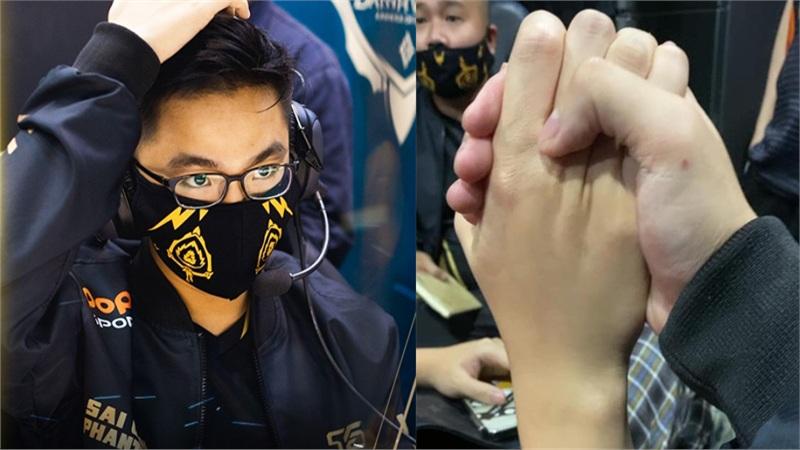Thắng Team Flash trong vòng 9 ĐTDV mùa đông, Lai Bâng (Saigon Phantom) tiết lộchiêu thuật toả sáng