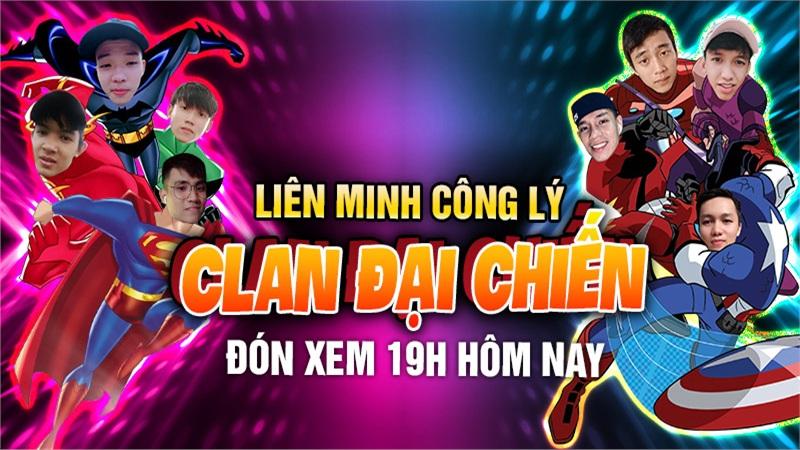 Liên minh Công lý - Clan đại chiến ngày thứ hai: Team Đông Lê tự tin hâm nóng cục diện