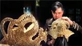 'Đứng hình mất 5s' trước vẻ đẹp tinh xảo của Quyền trượng và Vương miện tại Miss & Mister Võ Lâm Truyền Kỳ 15: 100% làm thủ công!