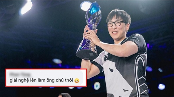 Doublelift kết thúc sự nghiệp sau một thập kỷ, fan Việt nhanh chóng tìm ra nguyên nhân: 'Giải nghệ để làm chủ tịch!'