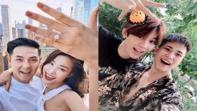 Cosplay dáng Đông Nhi khoe nhẫn cầu hôn: Đây là hot trend làm mưa làm gió hôm nay