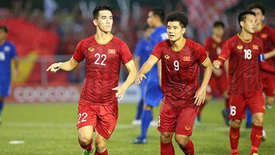 Dự báo đặc biệt mùa SEA Games cho các 'chàng trai vàng' của đội tuyển Quốc gia Việt Nam