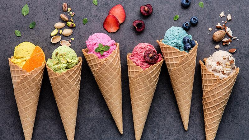 Vị kem nào sẽ thoả mãn 12 cung hoàng đạo trong tiết đầu thu?