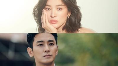 Đam mê công lý, Joo Ji Hoon được mời vào vai luật sư trong phim mới, sánh vai cùng Song Hye Kyo