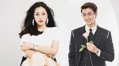 Phương Nga tham dự Miss Grand International, Bình An ngồi nhà 'like' từng chiếc ảnh