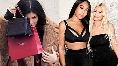 Kylie Jenner né tránh phóng viên vì anh rể ngoại tình với bạn thân, nhưng lại lợi dụng điều này để kiếm vài tỷ