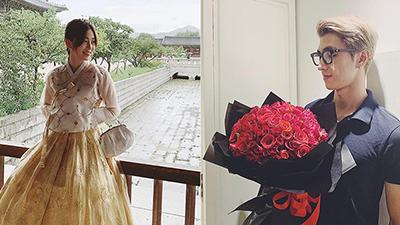 Ghen tỵ với lời chúc ngọt ngào của Á hậu Phương Nga gửi đến Bình An trong ngày sinh nhật