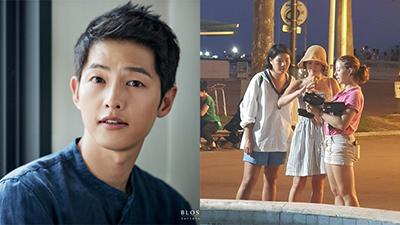 Song Joong Ki - Song Hye Kyo hậu ly hôn: Người bỗng dưng 'bốc hơi' mất tăm, người vui vẻ dạo phố cùng bạn bè