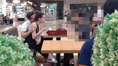 Kim Lý - Hồ Ngọc Hà 'ngọt đến sâu răng' khi vô tư thể hiện tình cảm giữa sân bay