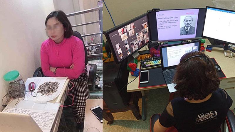 Khi mẹ là giáo viên dạy online mùa dịch, bạn lập tức trở thành trợ giảng chuyên nghiệp, kỹ thuật viên cài video, chỉnh mic...