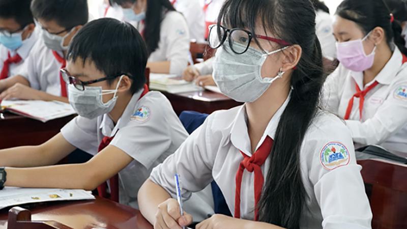 Bộ GD&ĐT quyết định giảm bớt số đầu điểm kiểm tra kỳ 2 cho học sinh THCS và THPT