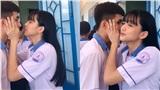Nữ sinh quay clip trao nụ hôn tới các bạn cùng lớp, nam sinh nào cũng tưởng bở, ai ngờ bị troll