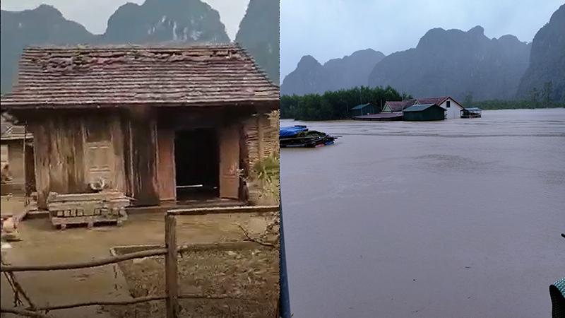 Học sinh Quảng Bình kể lại ký ức chạy lũ: Nước dâng tới 7m, không có nước sạch, không có mì tôm thì đành nhịn đói