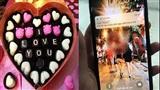 Đỉnh cao 'cắm sừng': Rủ người yêu đi chơi Valentine sớm 1 ngày để lén hẹn hò tán tỉnh em gái bán socola