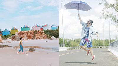 Vlogger 9x mê du lịch: Đi khi đôi chân còn khỏe, bạn còn trẻ, bởi thanh xuânsẽ chẳng thắm lại hai lần