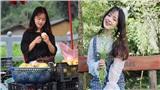 Thiếu nữ bán lê xinh đẹp nổi như cồn khiến ai ghé qua Hà Giang cũng muốn xin kiểu ảnh chụp chung