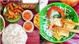 'Bún cá chấm gốc đa' tươi giòn ngon miệng, địa điểm được đánh giá bán bún cá ngon nhất Hà Nội