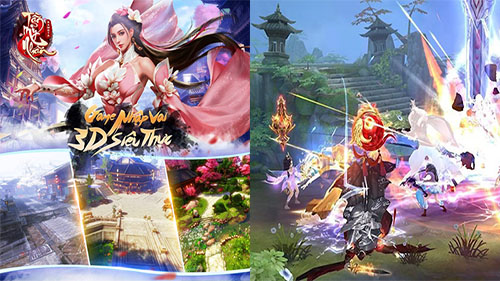 Điểm danh 4 tựa game ra mắt trong tháng 11 hứa hẹn quấy đảo thị trường Game Việt