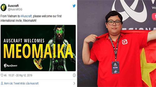 Game thủ Việt Nam đầu tiên được tham dự giải đấu StarCraft II lớn nhất nước Úc