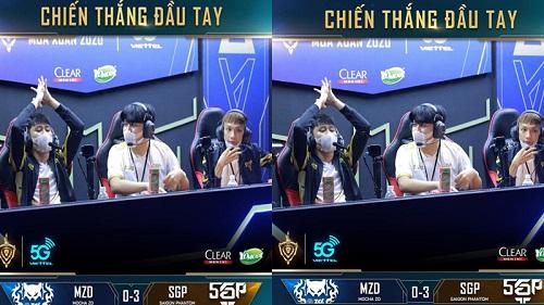 Mocha ZD gặp Saigon Phantom: Giọt nước mắt của PS Man và chiến thắng đầu tay cho 'bóng ma Sài thành'