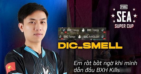 Chung kết PUBG SEA Super Cup ngày 2: Địa chấn Dic Gaming bất ngờ chễm chệ ngôi đầu