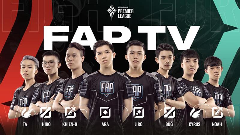 Xuất hiện trong đội hình FAPTV, Khiên-G tái ngộ đồng đội cũ Ara và thẳng tiến giải đấu quốc tế APL 2020