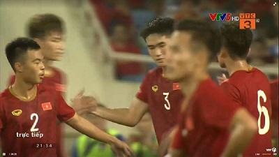 Clip: Quả penalty lạnh lùng của Huỳnh Tấn Sinh nâng tỉ số lên 5-0 cho U23 Việt Nam